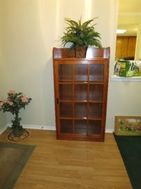 Enclosed Bookshelves