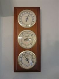 Sunbeam Weather Station Barometer