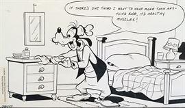 Walt Disney - Goofy's Muscle Power