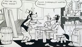 Walt Disney - Show Biz Goofy
