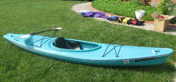 Antique furniture, Necky kayak, antique and    starts on 6