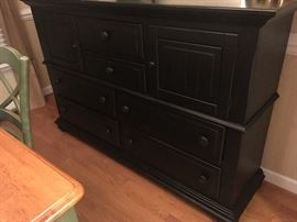 black sideboard /buffet