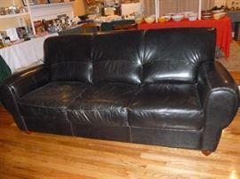 Awesome Leather Sofa