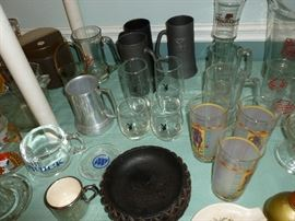 Playboy glasses & mugs