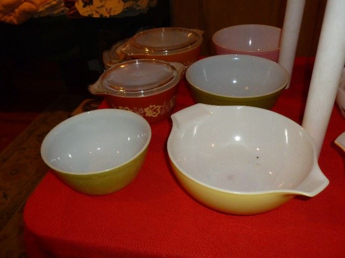 more pyrex