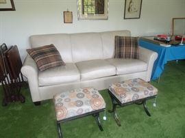 Mid Century Sleep Sofa