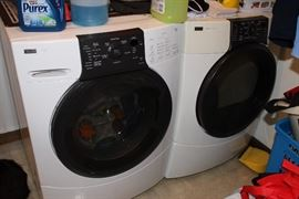 Bosch washer and propane dryer
