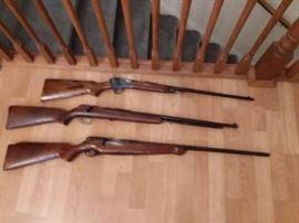 Hunting Guns Remington, Winchester + More