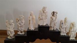 Netsuke Figurines
