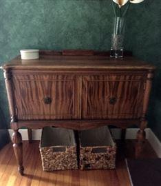 Great vintage cabinet/server