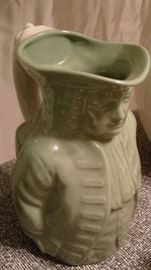 RARE 1940s Toby pitcher