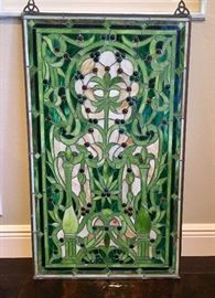 Stained Glass Wallhanging