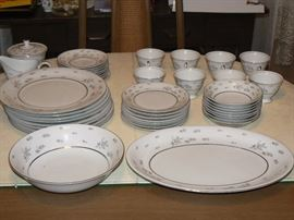 Ashcraft Lorient Pattern - Set of Eight