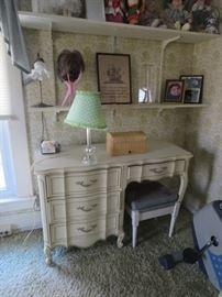 Provincial Vanity Desk
