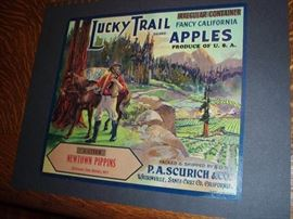 Lucky Trail Apples