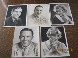 Paul Cavanaugh, George O'Brien, Greta ????, Frank Albertson, May ?????