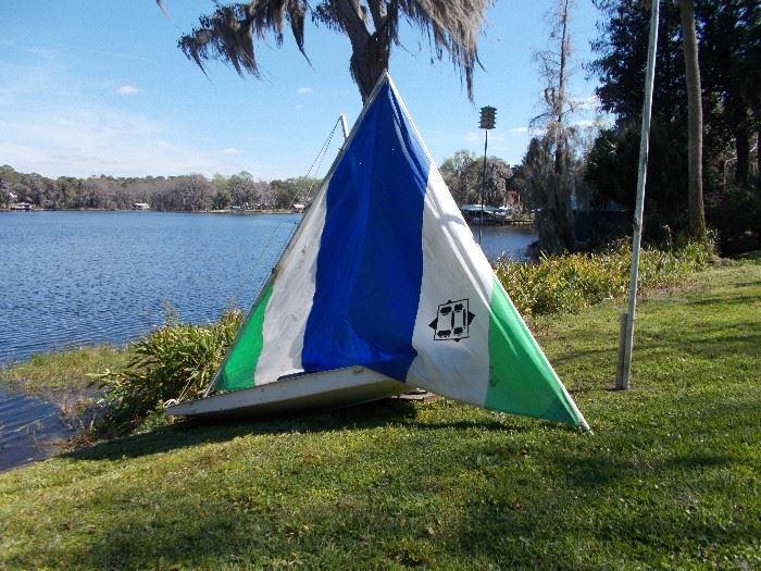 sail fish boat $500.00