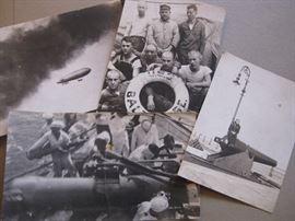 vintage Naval photos