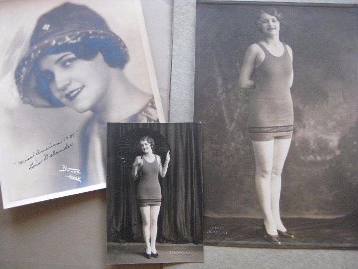 Miss America 1927 from Joliet Illinois