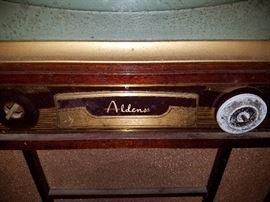 Motorola, rebranded.. Late 1940s