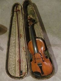1880's handmade fiddle