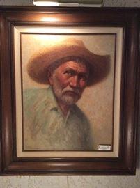 Noel Espinoza original painting
