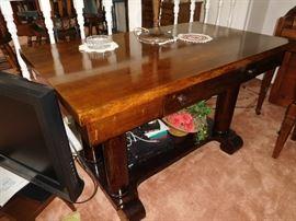 Empire period desk