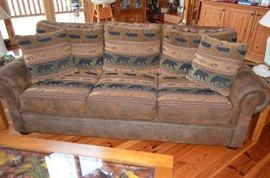 England Inc. Outdoor Theme Couch