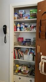 Cooking gadgets ~ Cookbooks ~ Pantry Items
