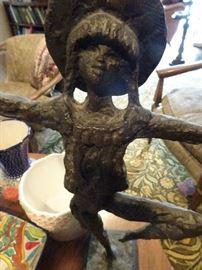 Daen Bronze Sculpture