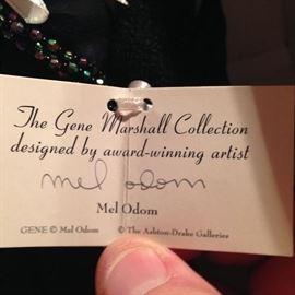 Gene Marshall doll by Ashton-Drake designed by Mel Odum