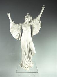 Sevres Bisque Nouveau Figurine C.1900