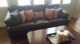 Sofa: American Signature Furniture Company