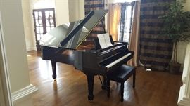 Wm. Knabe WG-61 Grand Piano
