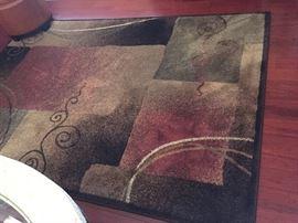 Area rug (nice)