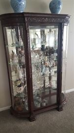 Gorgeous Horner antique etagere...