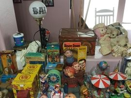 Antiques and collectibles GALORE! Don't miss this sale!