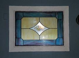 Beautiful Stained Glass window piece