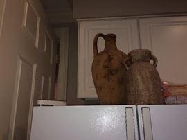 vessels - pitchers