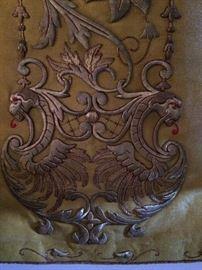 antique vestment
