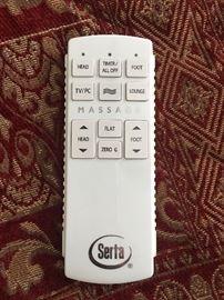 Serta Savant Queen Massage Mattress