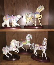 Lenox Carousel Figurines