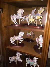 Lennox carousel figurines
