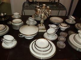 Bavarian china set