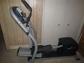 Health Rider exercise machine.