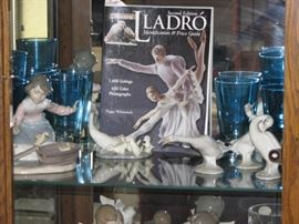 Lladros collection