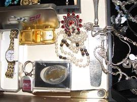 watches, corvette memorabilia