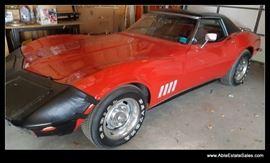 1968 Corvette 25K original miles