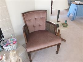 ladies chair - one of a pair