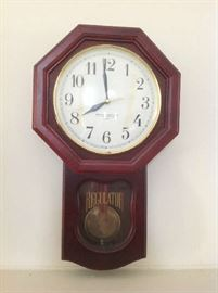 Regulator Wall Clock $ 70.00